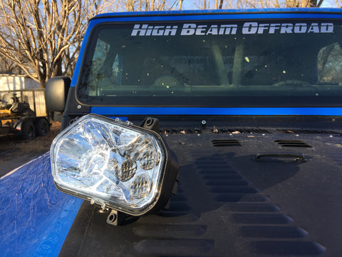 EDGE1 Series - RZR Headlights
