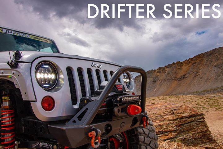 Drifter Series Headlights