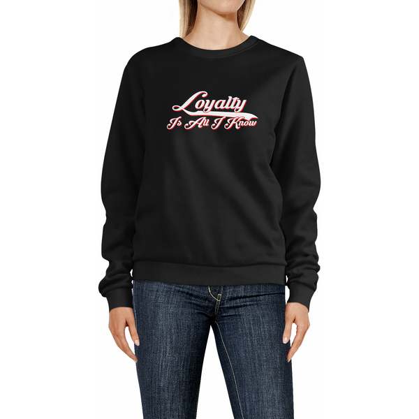 Loyal Lifestyle Womens Crewneck