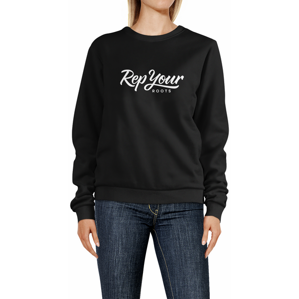 Rep Your Roots Womens Crewneck