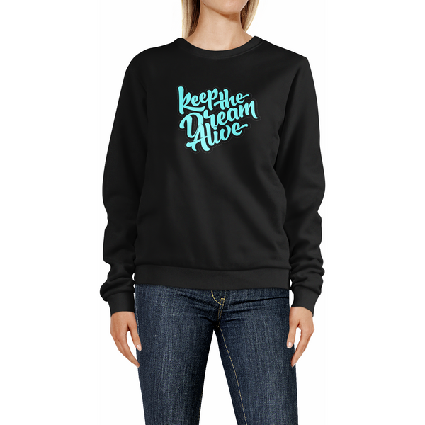 Dreamers' Perspective Womens Crewneck