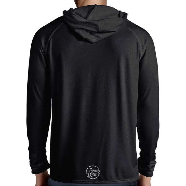 Dreamers' Perspective Mens Hooded Tee