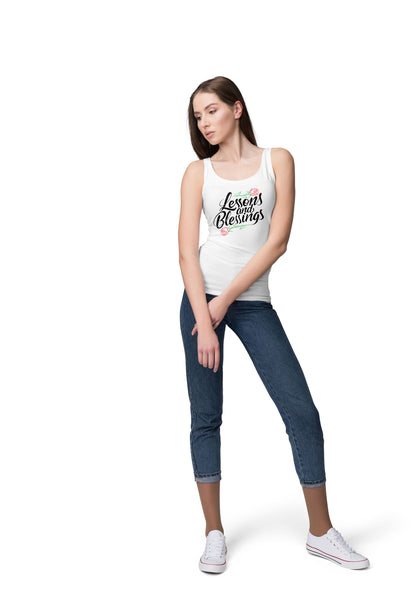 Lessons & Blessings Womens Tank