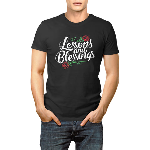 Lessons & Blessings T Shirt