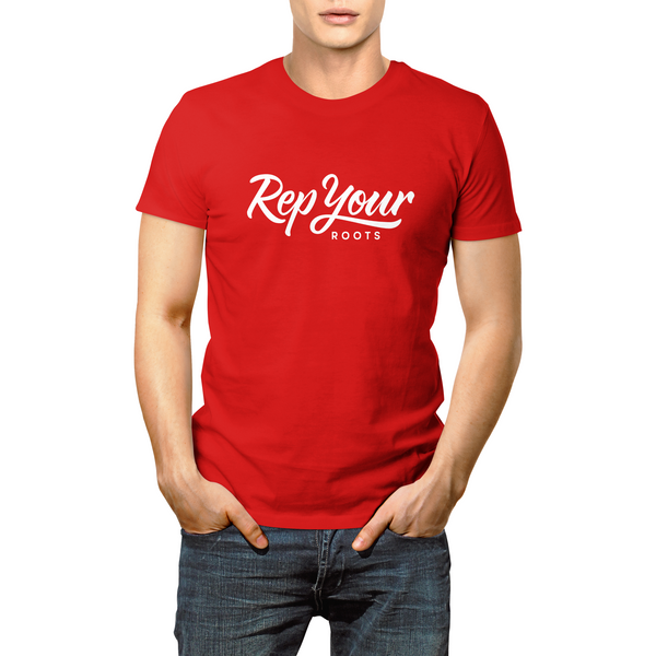 Rep Your Roots Mens T-Shirt