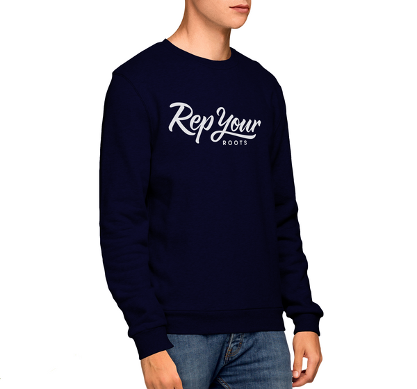 Rep Your Roots Mens Crewneck
