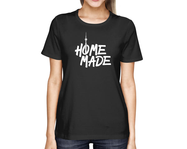 Home Made Womens T-Shirt