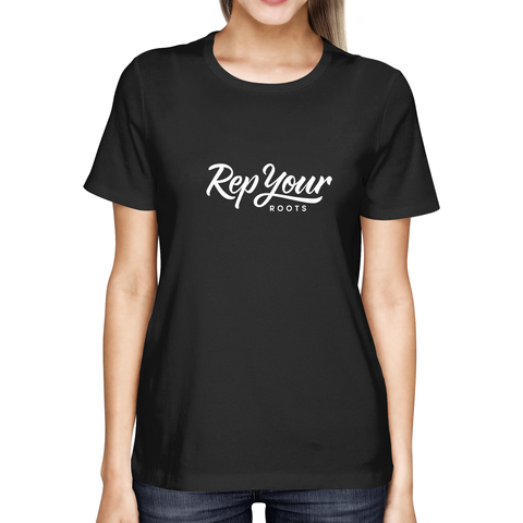 Rep Your Roots Womens T-Shirt