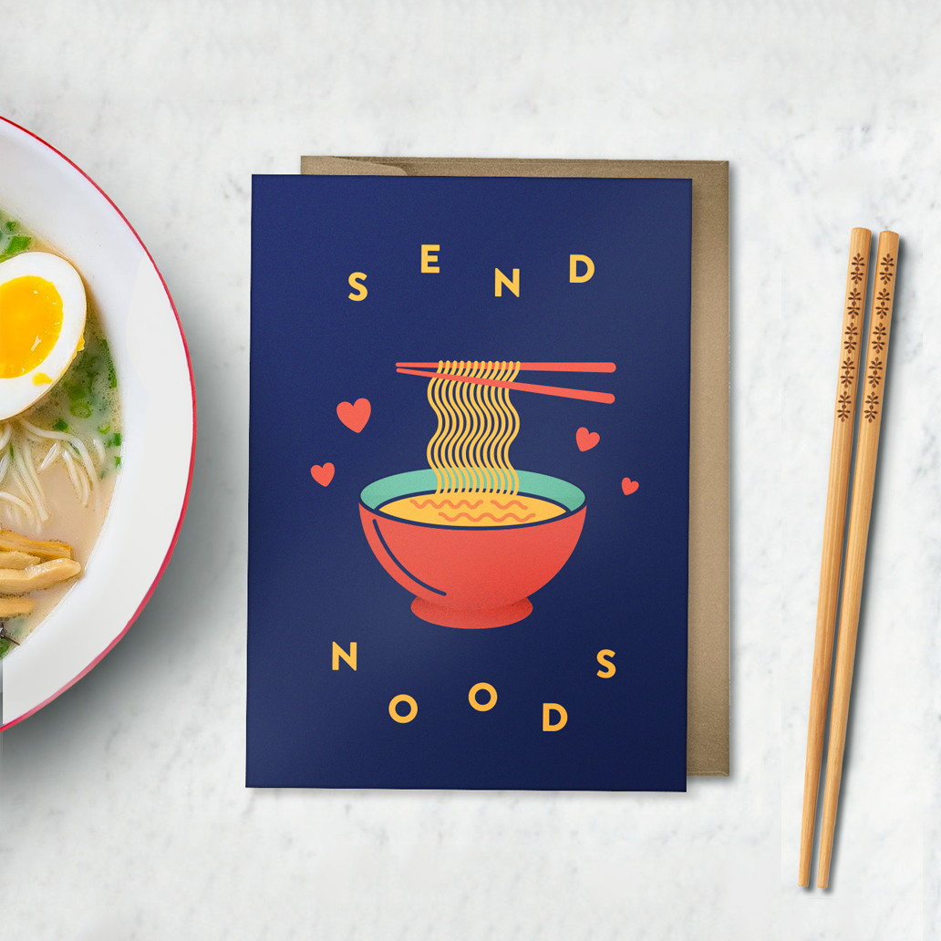 Send Noods Card