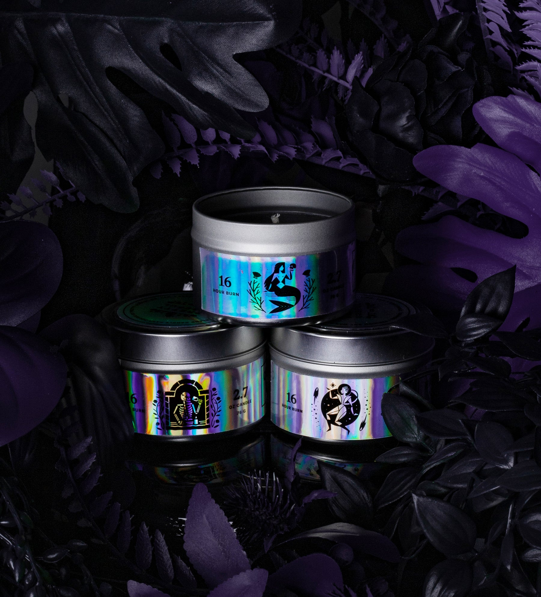 Abyss Series Travel Tins