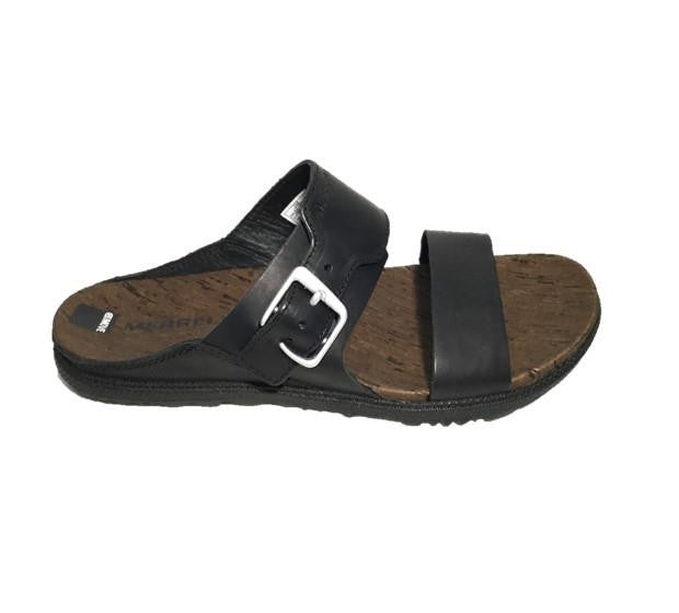 "Merrell ""Around Town Buckle Slide"" Sandal"