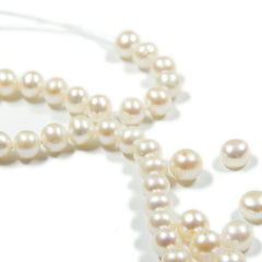 Pearl Birthstone Charms and Pendants
