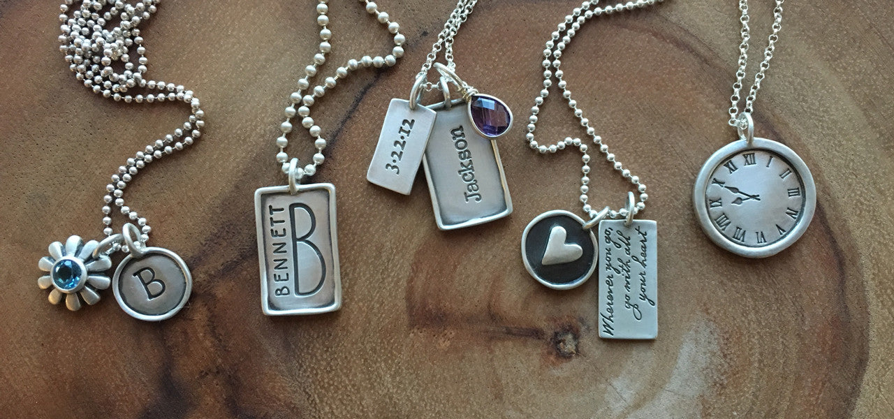 Personalized Charms and Custom Charm Necklaces