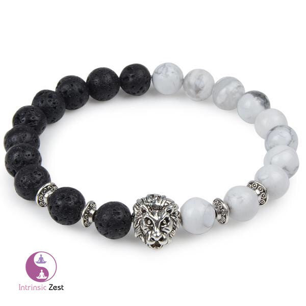 Uni-Lion Bracelet - https://www.Intrinsiczest.com