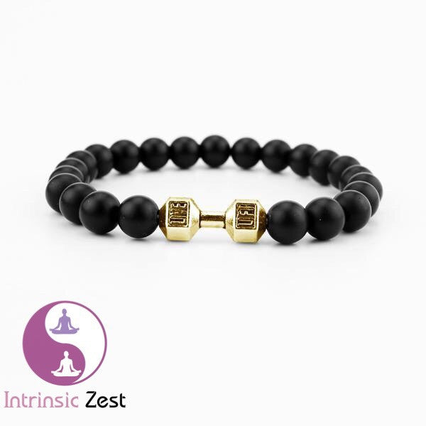 Intrinsic Zest Gym Zen Bracelet - https://www.Intrinsiczest.com