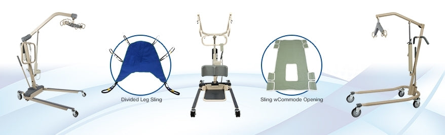 Benefits of Mechanical Patient Lifts and Slings