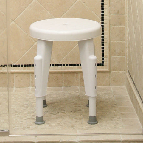 Shower Stool, Non-Rotating