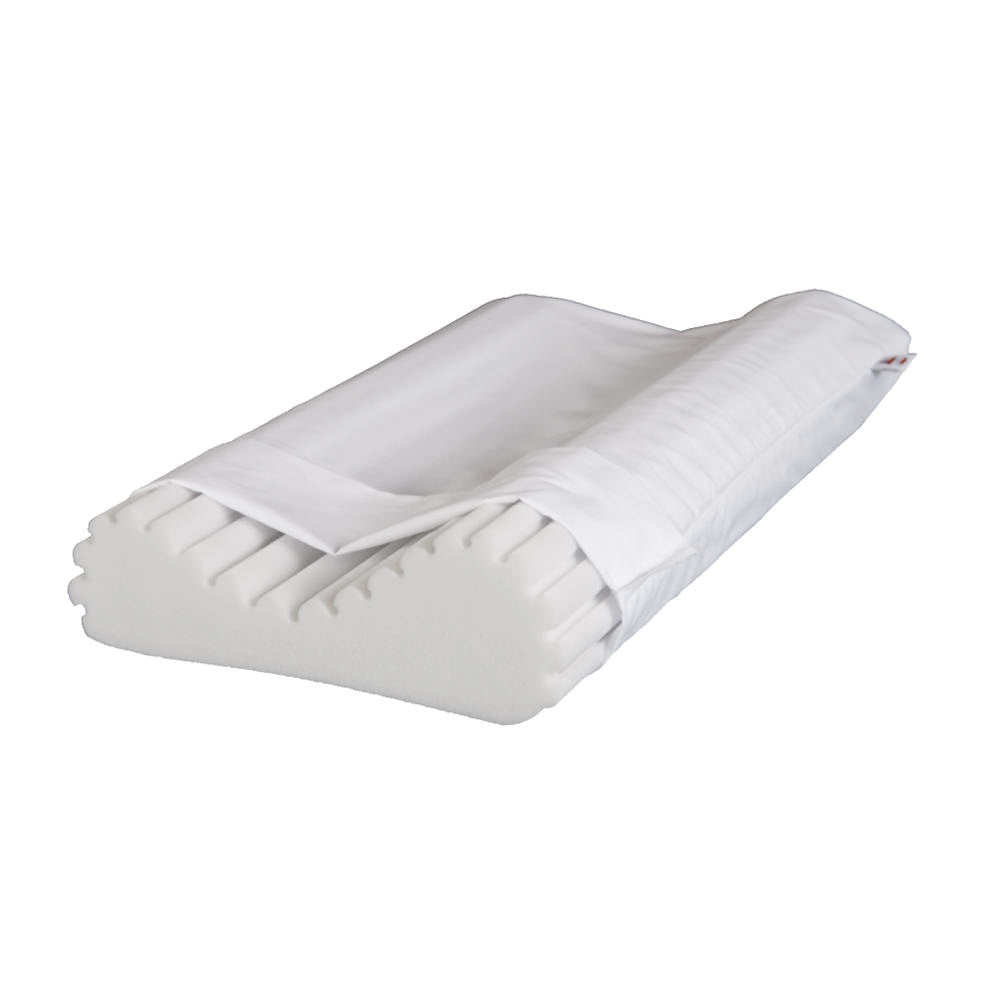 "ECONO-WAVE SUPPORT PILLOW 22"" X 15"" WITH 4-1/8"" AND 4-7/8"" LOBES"