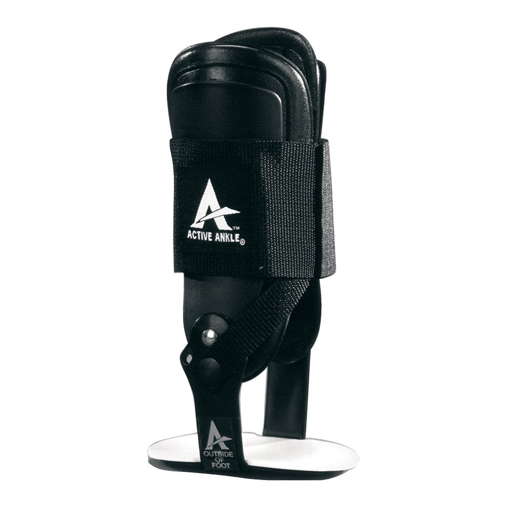 T2 ANKLE BRACE BLACK SMALL