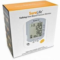 SureLife Talking Arm Blood Pressure Monitor