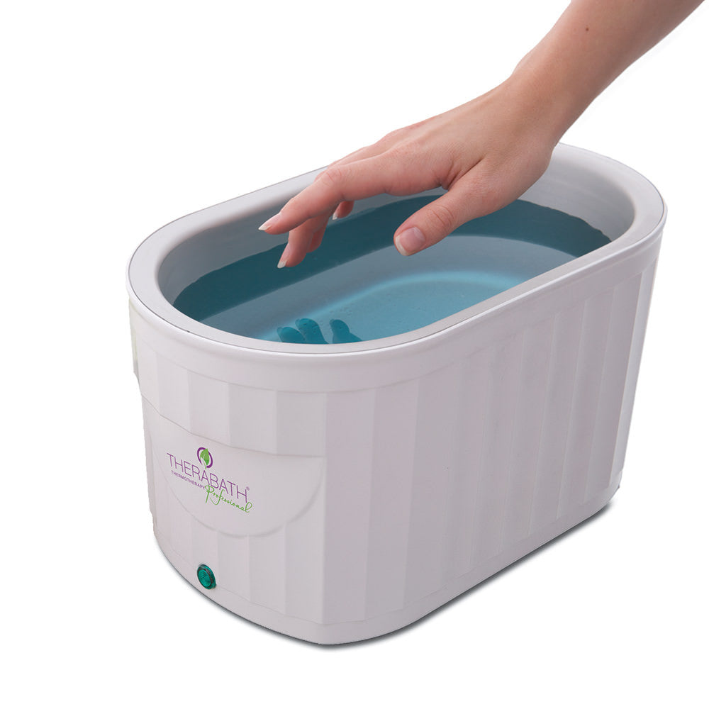THERABATH PRO THERMOTHERAPY PARAFFIN BATH SYSTEM WHITE LAVENDER HARMONY