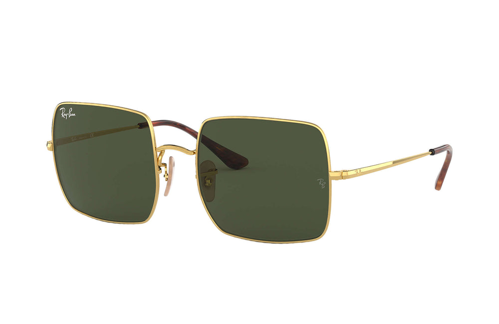 Ray-Ban 0RB1971 Square Classic Metal Sunglasses