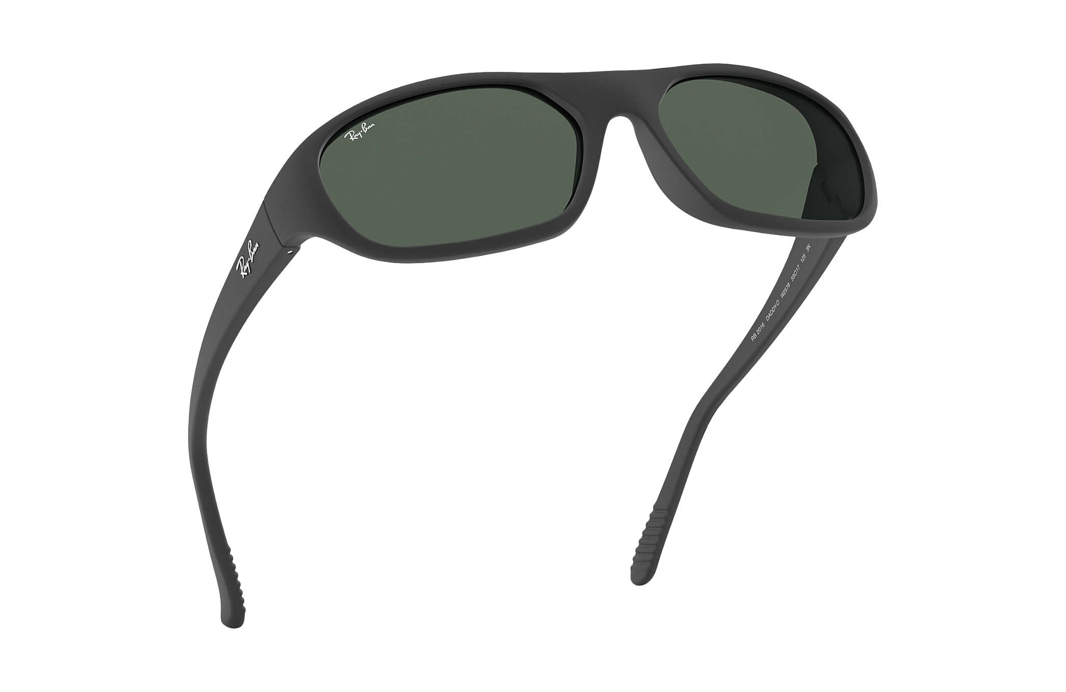 RAY-BAN RB2016 - DADDY-O SQUARE WRAP SUNGLASSES - OPTICIWEAR.COM