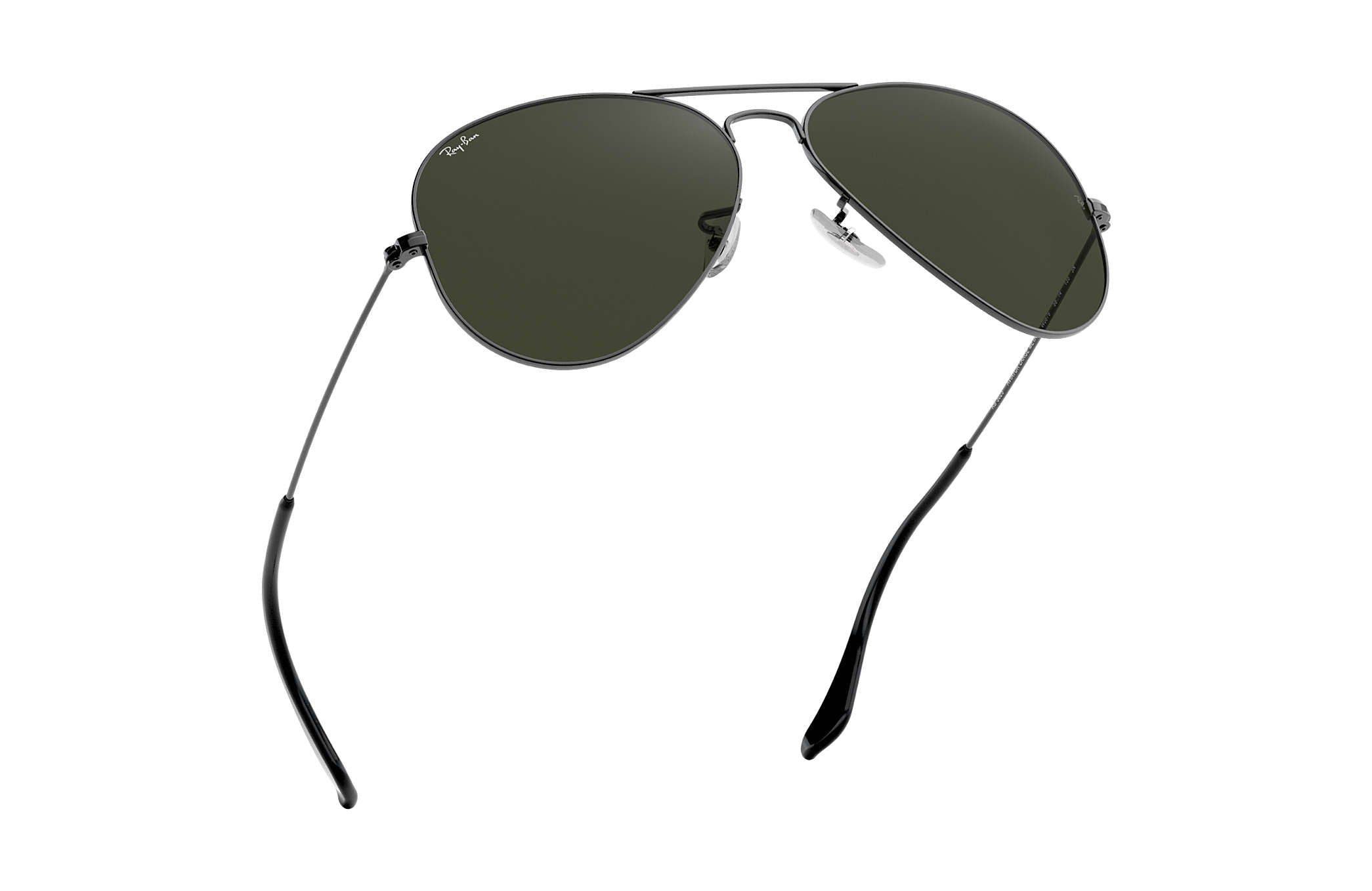RAY-BAN 0RB3025 - LARGE METAL AVIATOR SUNGLASSES - OPTICIWEAR.COM
