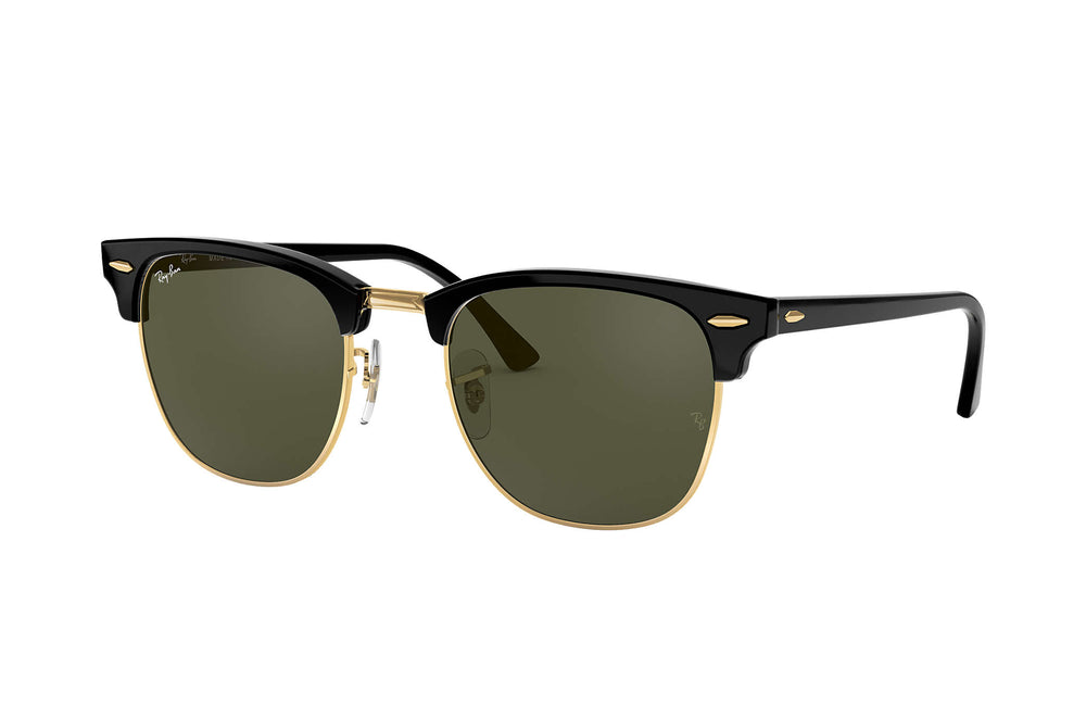Ray-Ban RB3016 - Clubmaster Sunglasses