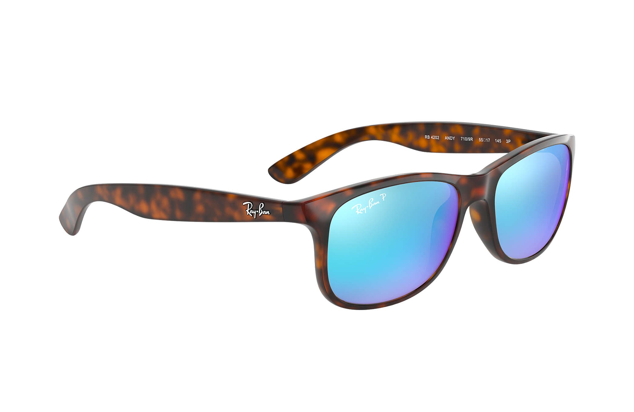 RAY-BAN 0RB4202 - ANDY SUNGLASSES - OPTICIWEAR.COM