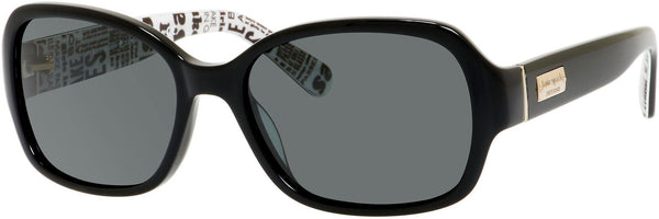 09KQ BLACK (RA GRAY POLARIZED)