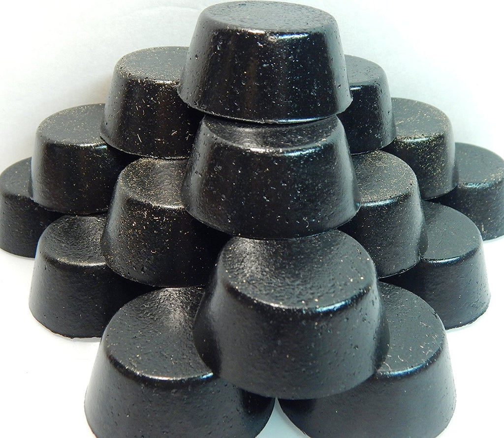 Towerbuster Pucks - Outdoor Use- GoldenSunOrgonite X FingerprintOrgonite - 100 Pack - X20 Blend