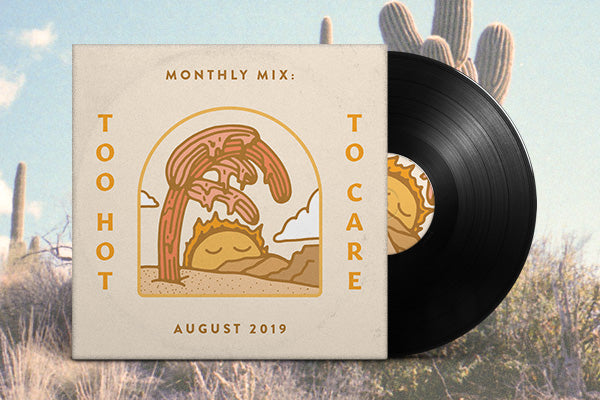 Monthly Mix: August