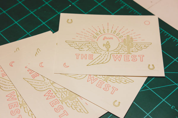 Spring 2019 Postcard Workshop
