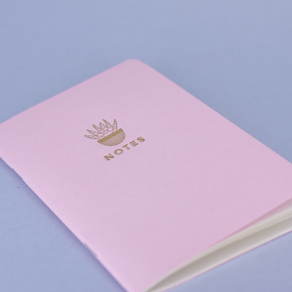 Houseplant Notebook