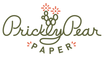 Prickly Pear Paper