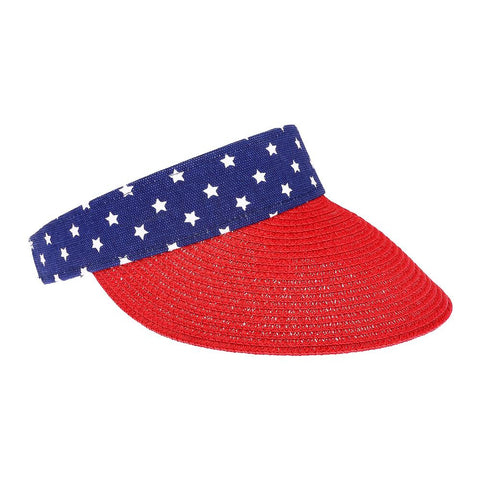 America The Beautiful Visor