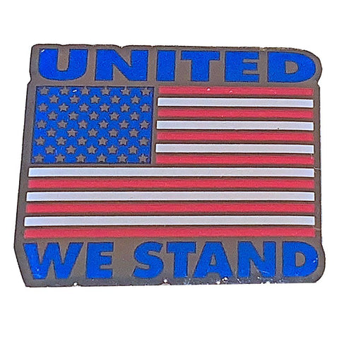 Americana United We Stand Lapel Pin