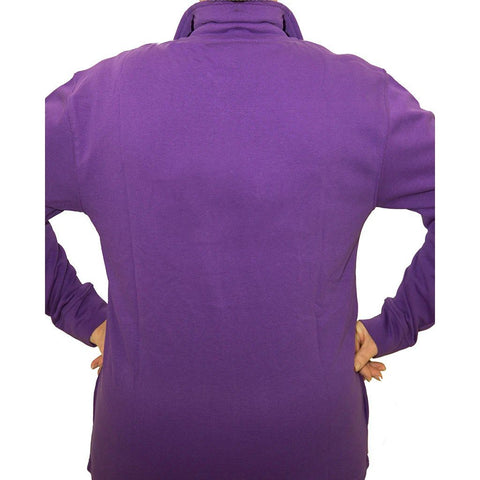 Blank Crystal Purple or Red Classic Cardigan