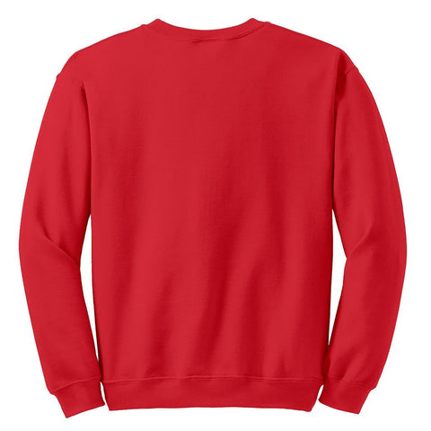 Blank Purple or Red Sweatshirt