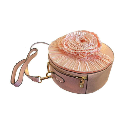 Blooming Flower Handbag