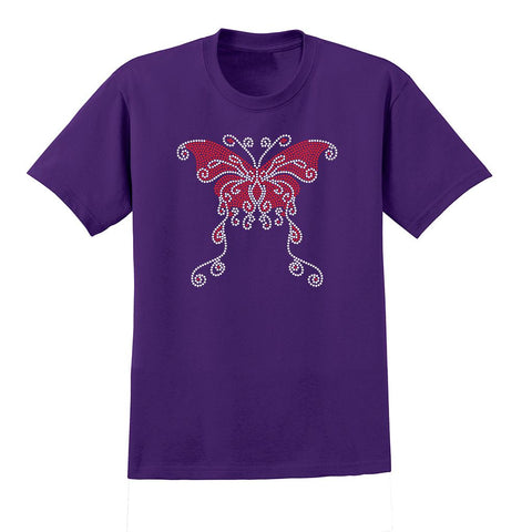 Brenna Butterfly Basic Shirt