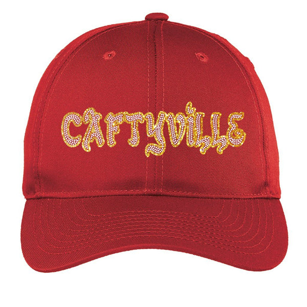 Caftyville Baseball Hat