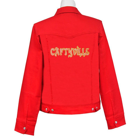 Caftyville Classic Denim Jacket