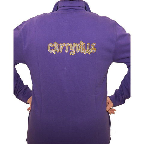 Caftyville Crystal Classic Cardigan