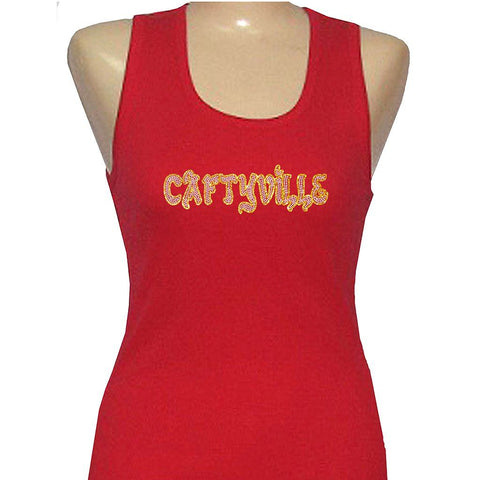 Caftyville Tank Top