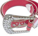 Chrissy Cowgirl Belt Accessories AJ Accessories Factory, Inc. Red S