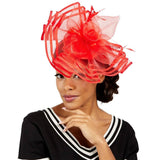 *Clarice Fascinator Fascinator Something Special LA