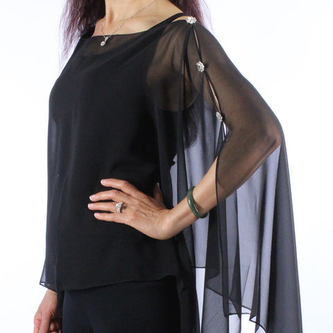Elena Fashion Poncho