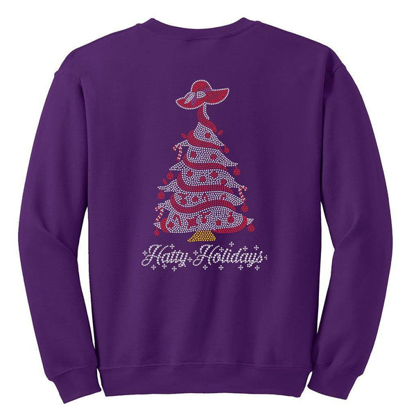 Hatty Holidays Sweatshirt